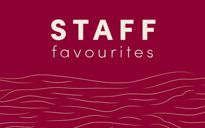 Staff Favourites: Katie