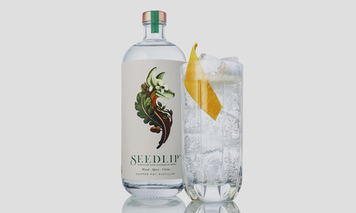 Seedlip: Like Gin For Teetotallers The non-alcoholic spirit shaking up the mocktail game.