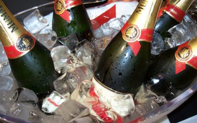 St Valentines Day Mumm Champagne Tasting